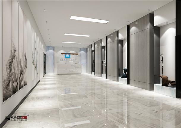 银川医院办公室装修|银川医院办公室装修设计|镹臻设计