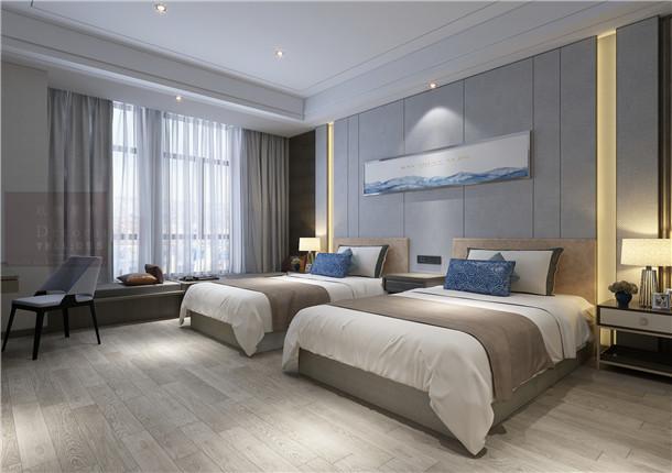 平凉酒店装修|平凉酒店装修设计|镹臻设计