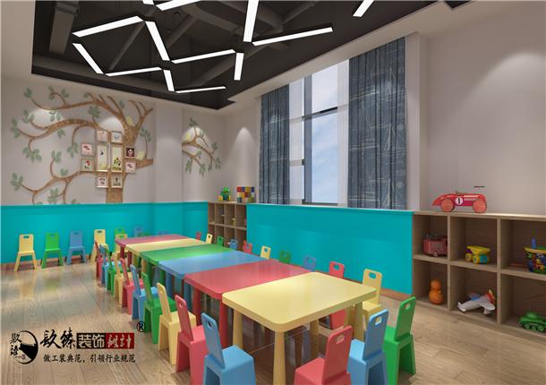银川教育学校装修|银川教育学校装修设计|镹臻设计